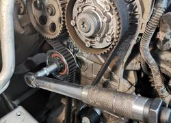 Частичный и капитальный ремонт двигателя